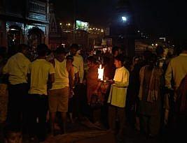 世界街歩き:ハリドワール(インド)