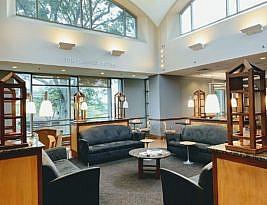 タフツ大学の図書館は快適